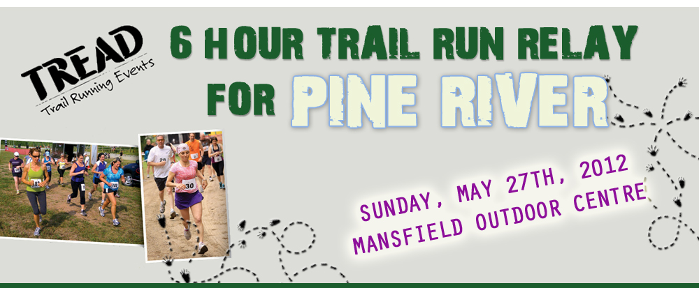 Trail Run Relay for Pine River