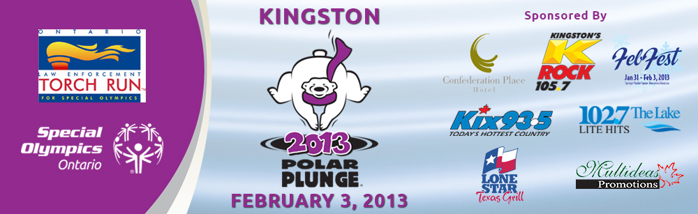2013 Kingston Polar Bear Plunge