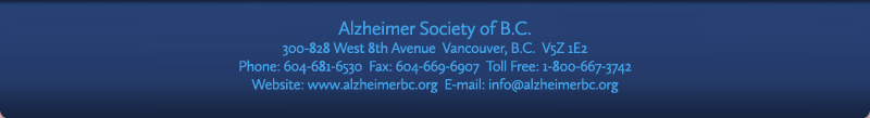 Alzheimer Society of B.C.