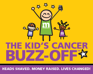 Kids Cancer Buzz Off - Sponsor Michael